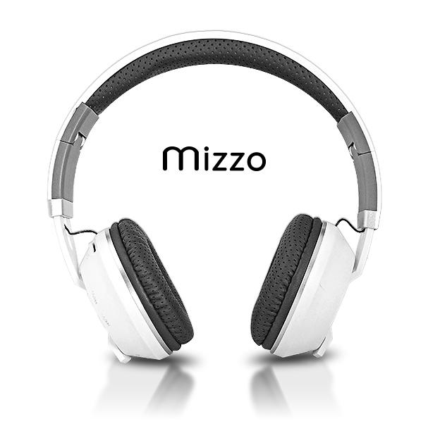Słuchawki bluetooth LTC MIZZO, biale. Lamex sprzęt